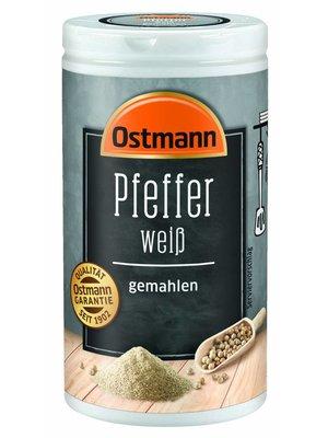 Ostmann Pfeffer weiß gemahlen (45g)
