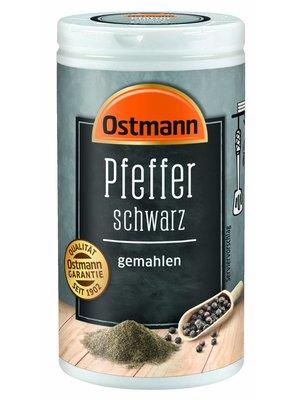 Ostmann Pfeffer schwarz gemahlen (40g)