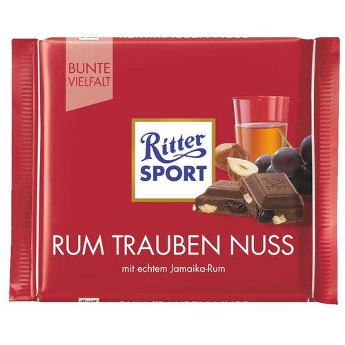 Ritter Sport Traube Nuss (100g)