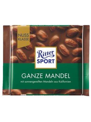Ritter Sport Ganze Mandel (100g)