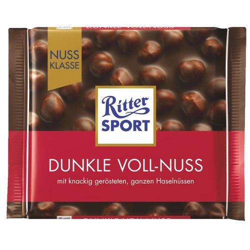 Ritter Sport Dunkle Voll-Nuss (100g)