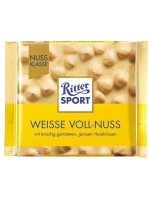Ritter Sport Weisse Voll-Nuss (100g)