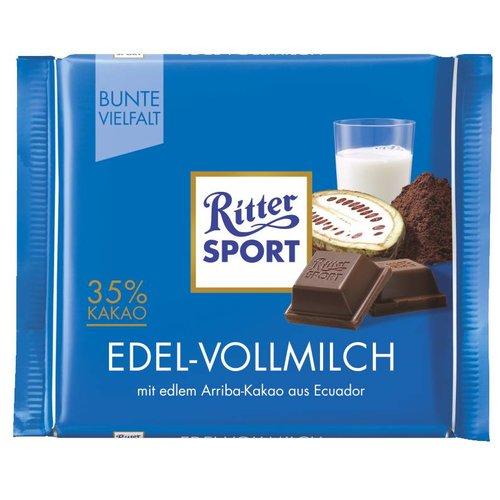 Ritter Sport Edel-Vollmilch (100g)