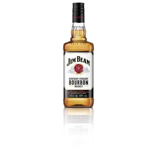 Jim Beam Bourbon Whiskey 40% (0,7l)
