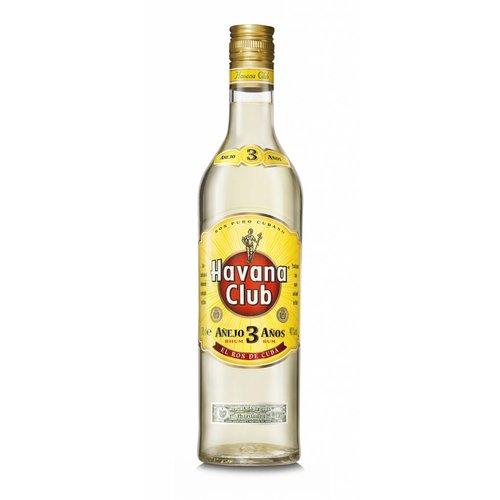Havana Club Rum Anejo 3 Anos 40% (0,7l)