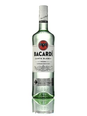 Bacardi Carta Blanca 37,5% (0,7l)
