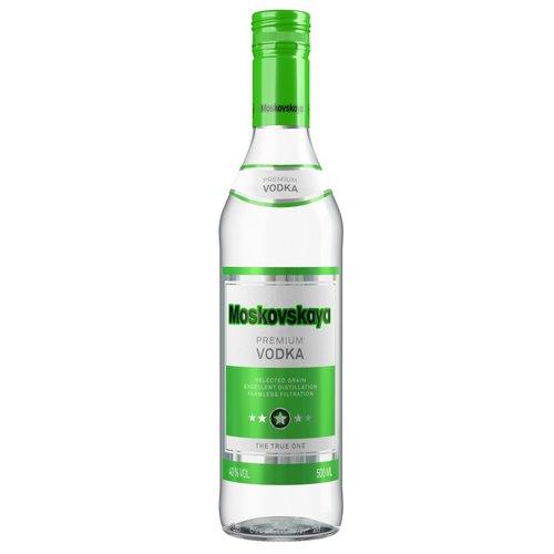 Moskovskaya Vodka 40% (0,5l)