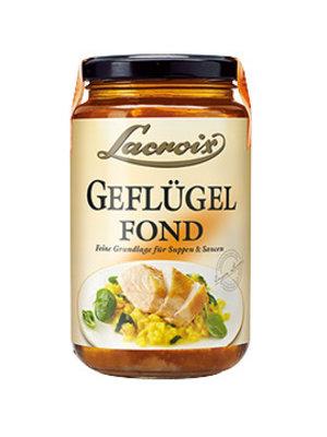 Lacroix Geflügel-Fond (400ml)