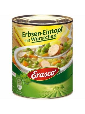 Erasco Erbseneintopf mit Würstchen (800g)