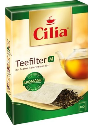 Cilia Teefilter M (100er)