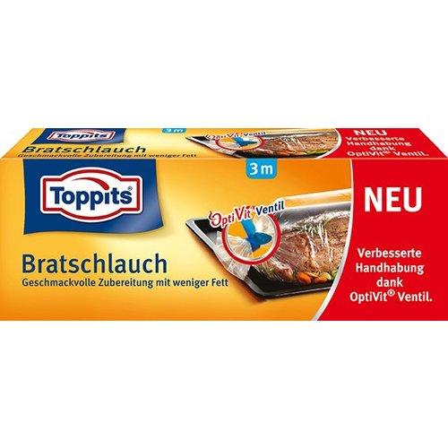 Toppits Bratschlauch (3m)