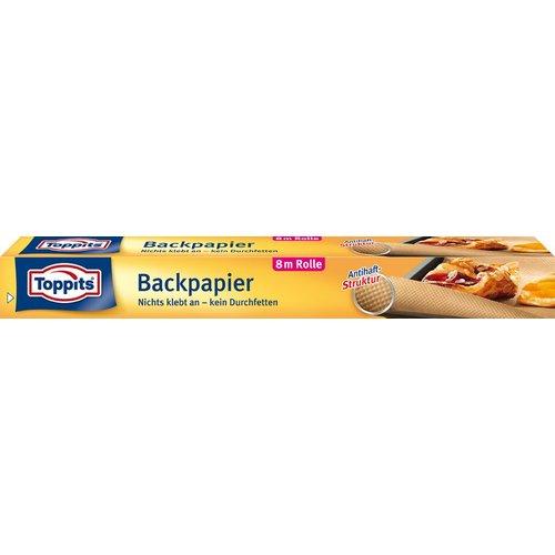 Toppits Backpapier braun (8m)