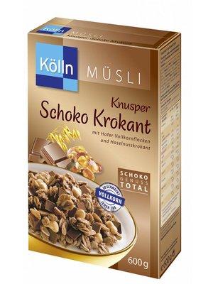 Kölln Müsli Knusper Schoko Krokant (600g)