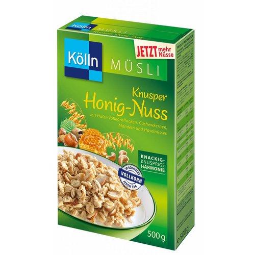 Kölln Müsli Knusper Honig-Nuss (500g)