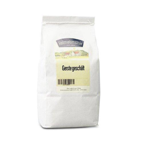 Heimatsmühle (Aalen) Gerste geschält (1kg)