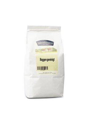 Heimatsmühle (Aalen) Roggen gereinigt (1kg)
