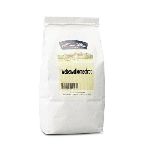 Heimatsmühle (Aalen) Weizen-Vollkornschrot (1kg)