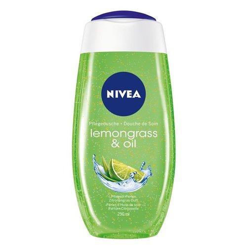 Nivea Dusche Lemongras & Oil (250 ml)