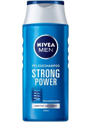 Nivea Men Strong Power Shampoo (250ml)