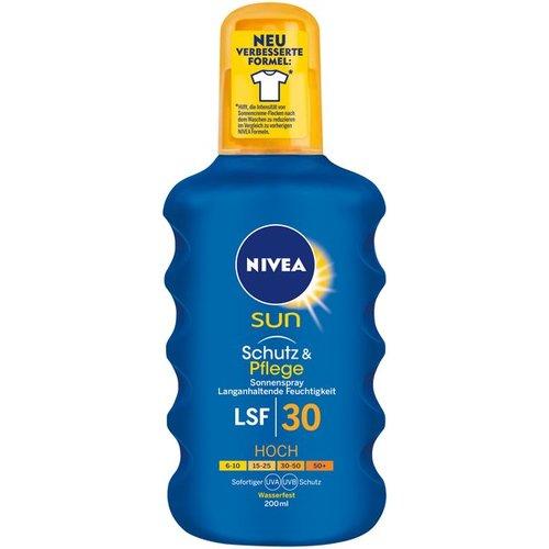 Nivea Sun Sonnenspray LSF 30 (200ml)