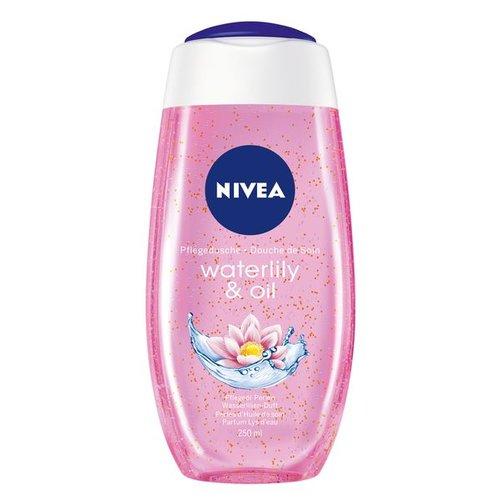 Nivea Pflegedusche Waterlily & Oil  (250 ml)