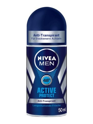 Nivea Men Roll-On Active Protect (50ml)