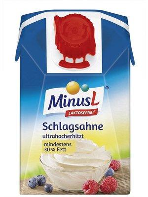 MinusL H-Schlagsahne 30% (200g)