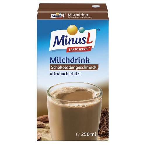 MinusL Milchdrink Schoko (250ml)