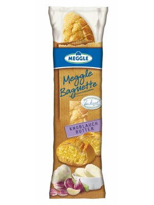 Meggle Baguette Knoblauchbutter (160g)