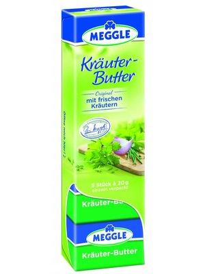 Meggle Kräuterbutter (5x20g)