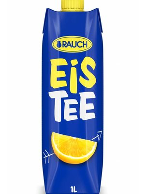 Rauch Eistee Zitrone (1 l)