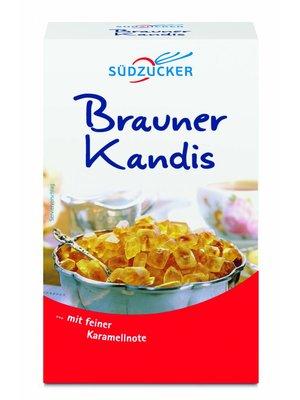 Südzucker Kandis Zucker Braun (500g)