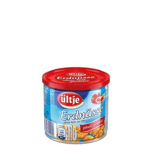 Ültje Erdnüsse pikant gewürzt (190g)