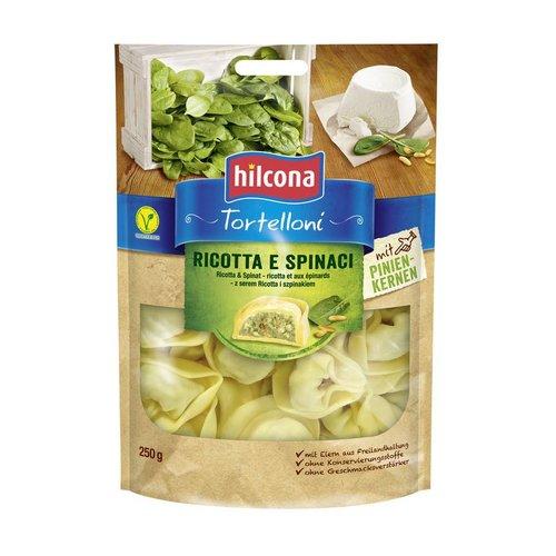 Hilcona Tortelloni Ricotta e Spinaci (250g)