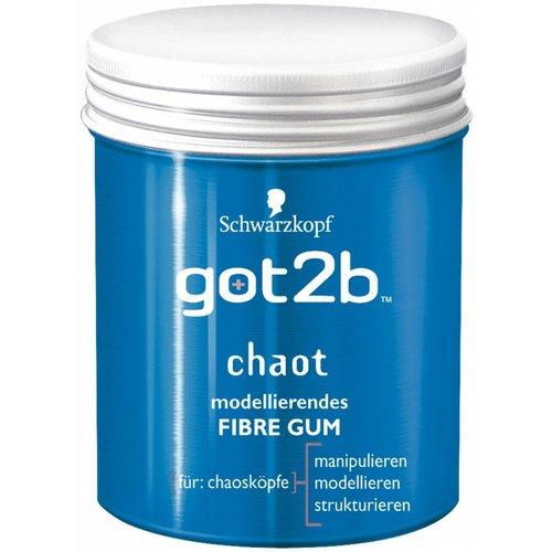 Schwarzkopf got2b Chaot Fibre Gum (100 ml)