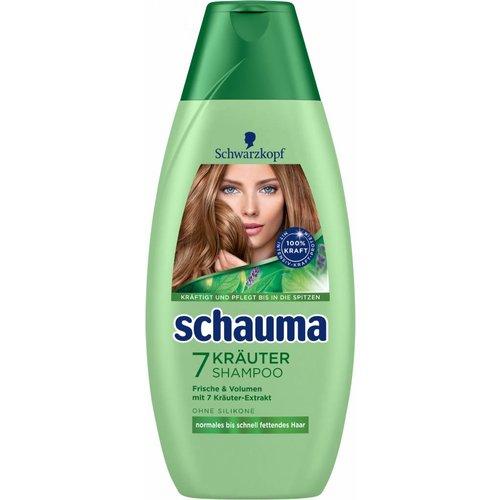 Schauma Shampoo 7 Kräuter (400ml)
