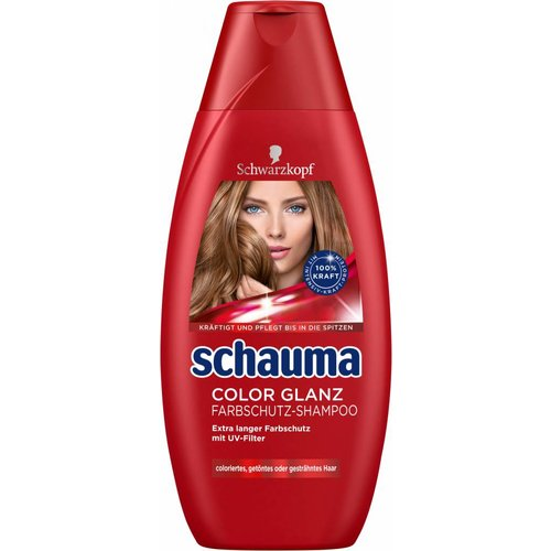 Schauma Shampoo Color Glanz  (400ml)
