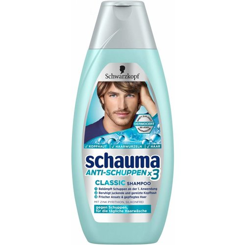 Schauma Shampoo Anti-Schuppen (400ml)