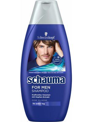 Schauma Shampoo For Men  (400ml)