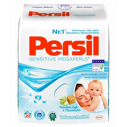 Persil Megaperls Sensitive 23WL