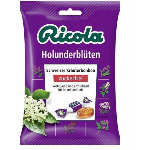 Ricola Holunderblüte Zuckerfrei (75g)