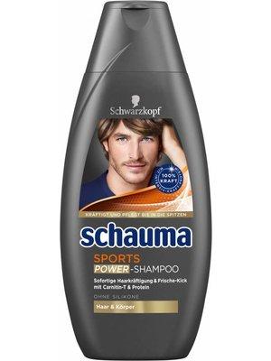 Schauma Shampoo Haar&Körper (400ml)