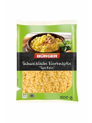 """Bürger Schwäbische Eierknöpfle """"Spätzle"""" (500g)"""