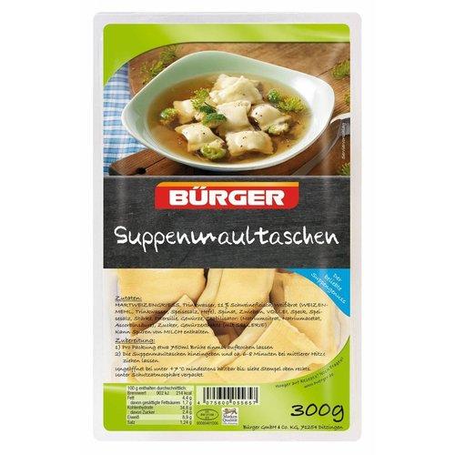 Bürger Suppenmaultaschen (300g)
