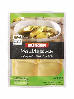 Bürger Maultaschen original schwäbisch (300g)