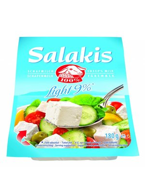 Salakis Schafskäse Light 9% (180g)