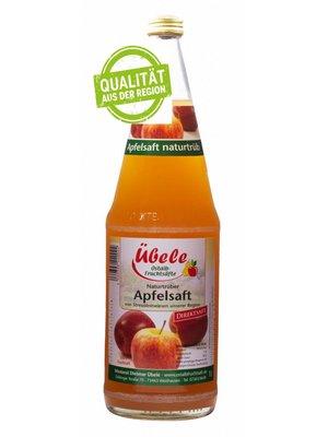 Übele Ostalb-Fruchtsäfte (Westhausen) Apfel Direktsaft naturtrüb (1l)