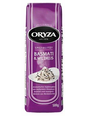 Oryza Basmati- & Wildreis (500g)