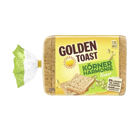 GoldenToast Körnerharmonie (250g)
