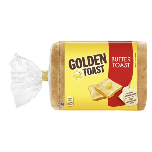 GoldenToast Buttertoast (250g)